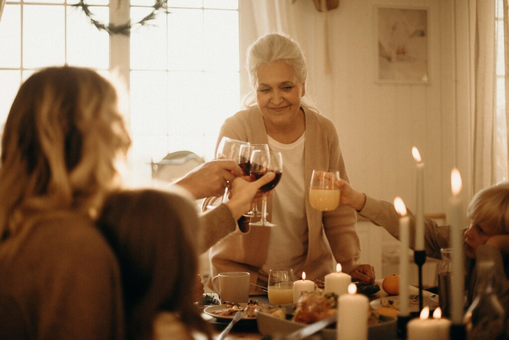 making the holidays enjoyable for people living with dementia