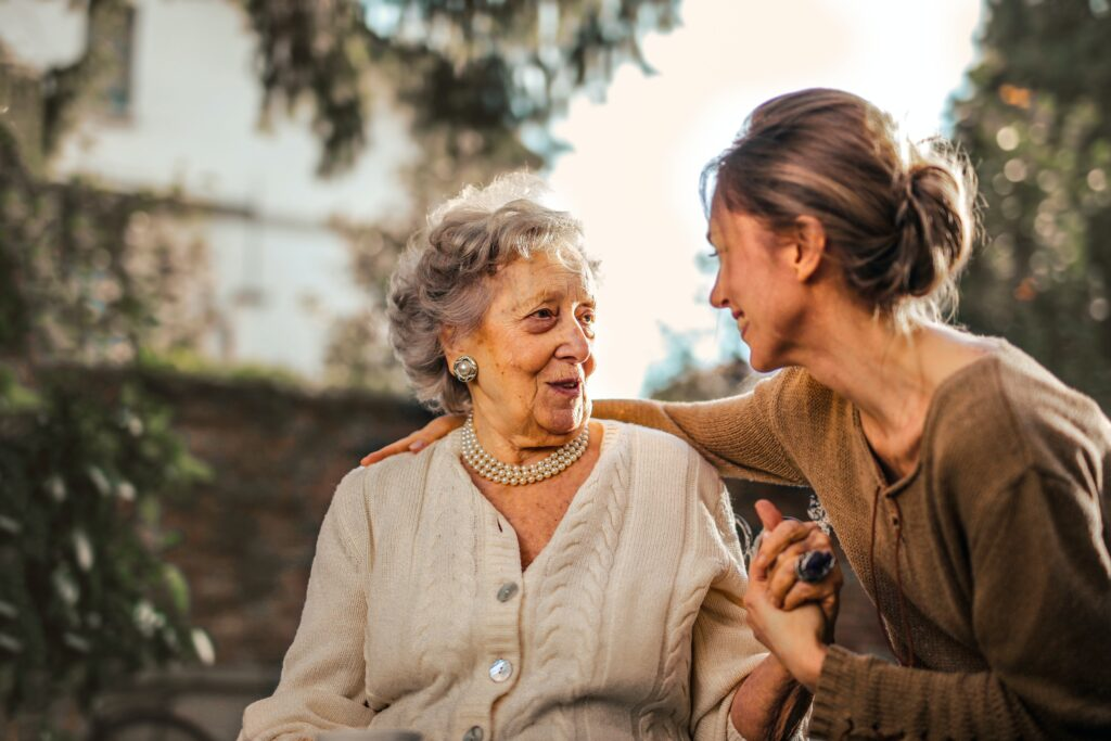 Don't feel guilty about moving mom into senior living, if it's the right choice to make.