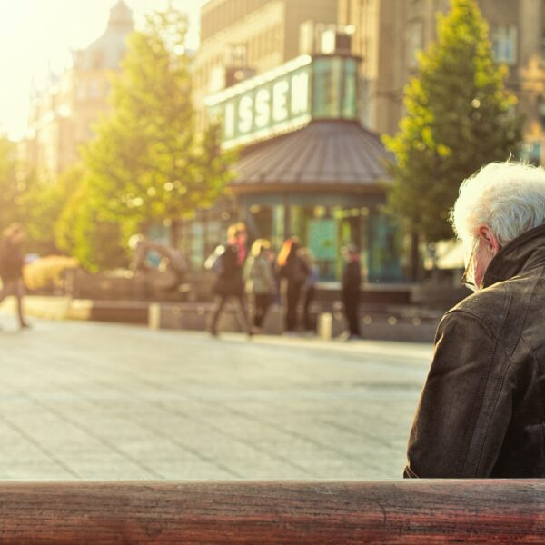 growing old alone, aging without family, elder orphan